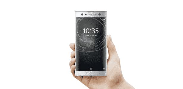 Xperia XA2 Ultra - lançamento da Sony na CES 2018 - Divulgação - Divulgação