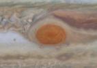 Grande Mancha Vermelha de Júpiter tem diminuído e mudado de cor, diz NASA (Foto: Nasa)