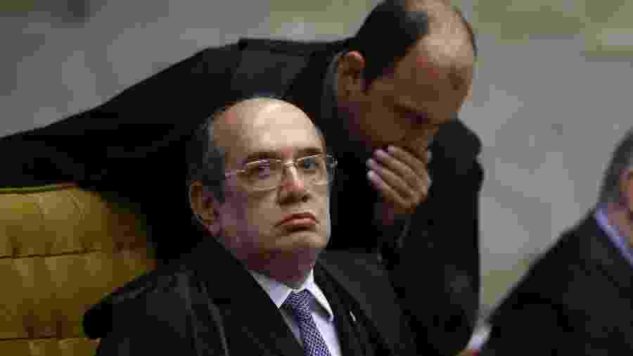 O ministro Gilmar Mendes, do Supremo Tribunal Federal - Dida Sampaio/Estadão Conteúdo