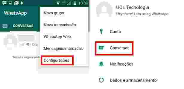 WhatsApp Android - backup1 - UOL - UOL