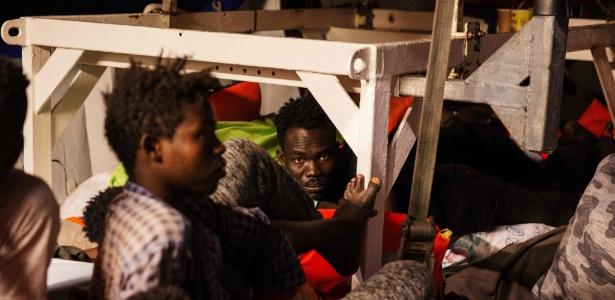 Mission Lifeline e. V. / Felix Weiss / AFP PHOTO