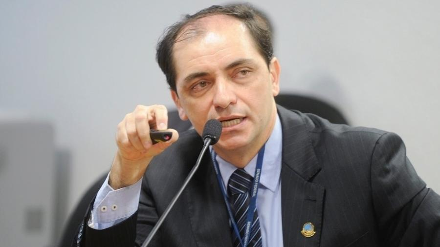 19.nov.2014 - Waldery Rodrigues Júnior será o Secretário Geral da Fazenda de Paulo Guedes - Marcos Oliveira/Agência Senado