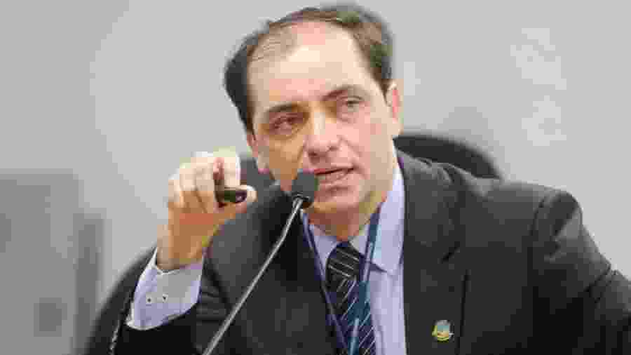 19.nov.2014 - Waldery Rodrigues Júnior, o Secretário Geral da Fazenda de Paulo Guedes - Marcos Oliveira/Agência Senado