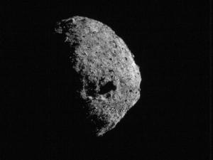 Asteroide Bennu, em imagens capturadas pelo satélite OSIRIS-REx - NASA/Goddard/University of Arizona/Lockheed Martin