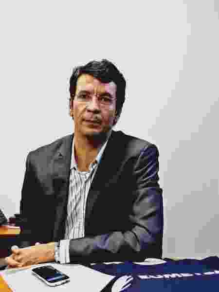 O pesquisador Humberto Barbosa - Divulgaão