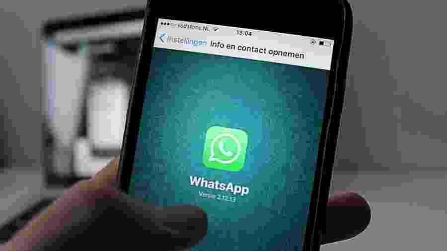 WhatsApp  - Reprodução