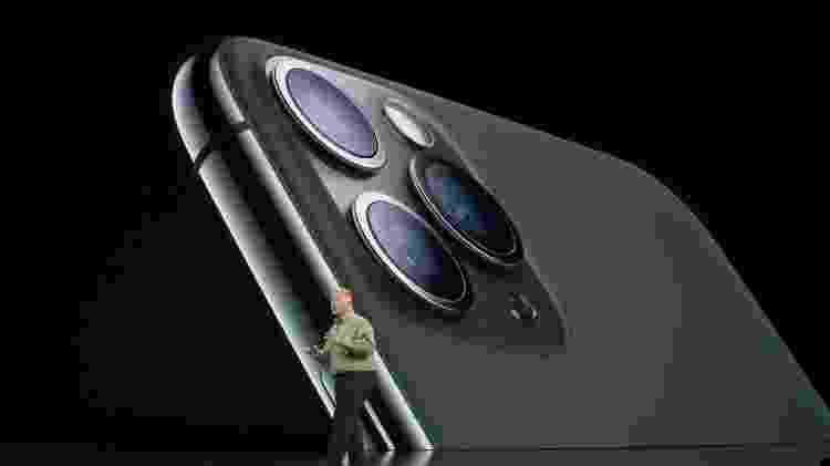 iphone 11 pro - Reprodução - Reprodução