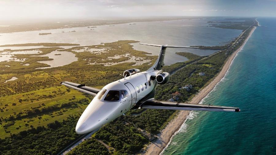 Embraer anunciou que subsidiária Eve iniciou passos para uma eventual abertura de capital nos Estados Unidos - Divulgação