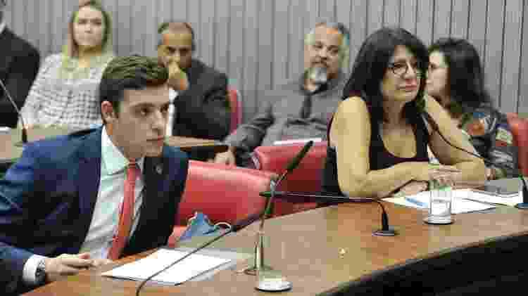 Parlamentares acompanham CPI da Furp na Alesp - Alesp/Divulgação