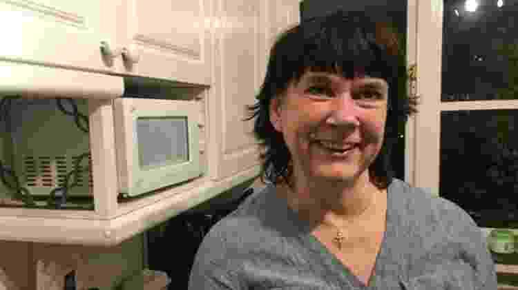 'No longo prazo, isso só pode beneficiar as mulheres', diz Helen Edwards, que teve câncer de mama aos 44 anos - Arquivo pessoal