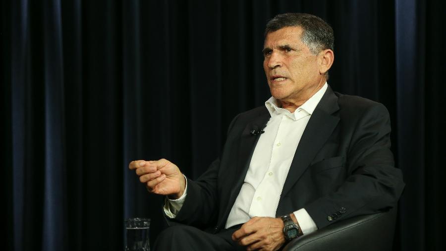General Carlos Alberto Santos Cruz foi ministro da Secretaria de Governo de Jair Bolsonaro no começo de 2019 - Pedro Ladeira/Folhapress