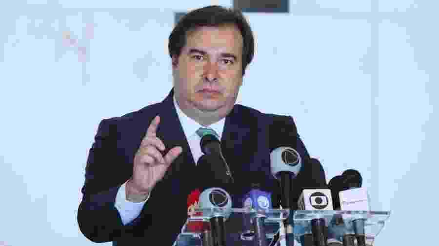Presidente da Câmara negou que falas de Eduardo Bolsonaro motivaram a autorização para retorno do Conselho - Najara Araújo/Câmara dos Deputados