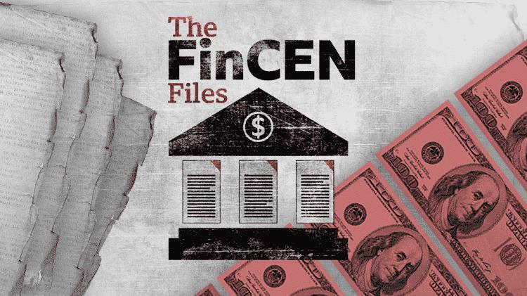 Os arquivos FinCEN contêm relatórios de atividades suspeitas que vários bancos enviaram para a Rede de Controle de Crimes Financeiros dos EUA - BBC - BBC