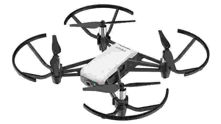 Drone Tello Dji - Divulgação - Divulgação