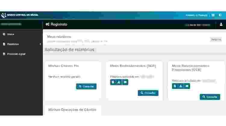 Registrato - Reprodução - Reprodução