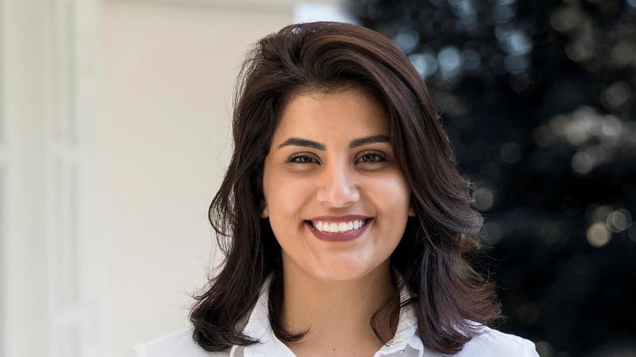 Loujain al-Hathloul, militante saudita dos direitos humanos - Marieke Wijntjes/Handout via Reuters/File Photo