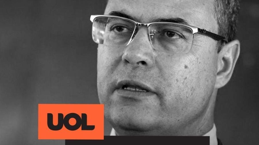 UOL entrevista o ex-governador do Rio Wilson Witzel - Editoria de Arte/UOL