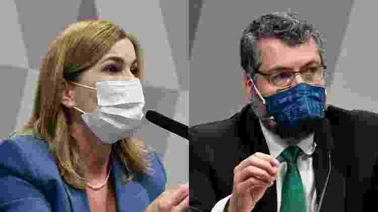 Mayra e Ernesto - Leopoldo Silva/Agência Senado - Leopoldo Silva/Agência Senado