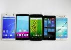 Apple apresenta novos iPhones, iPad e novidades de seu smartwatch e TV - Stephen Lam/Getty Images/AFP
