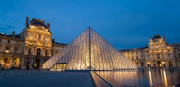 O aumento do nível do Sena obrigou a relocação de várias obras no museu - Richard Nowitz/National Geographic Creative