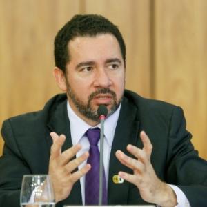 24.mai.2016 - O ministro do Planejamento, Dyogo Oliveira