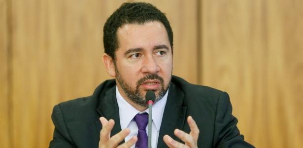 O ministro do Planejamento, Dyogo Oliveira