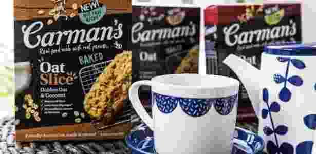 Cereal matinal Carman  - Divulgação - Divulgação