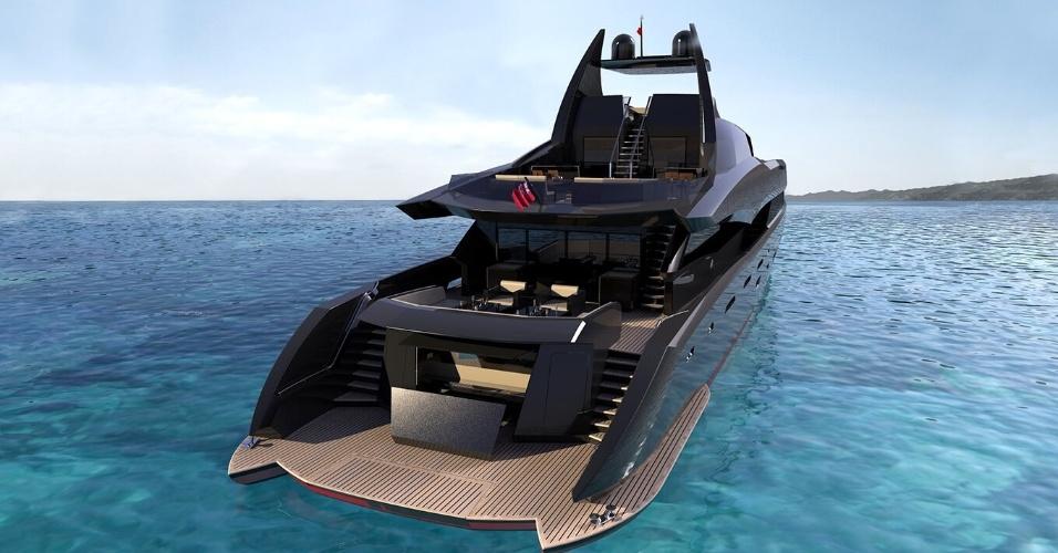Segundo a empresa holandesa Icon Yachts, que projetou o The Gothan Project, a primeira unidade do iate foi vendida em março, e deve ficar pronta em 2019