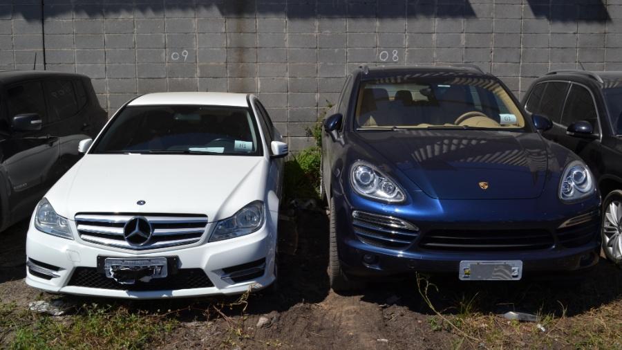 Governo quer acelerar leilões de bens como carros de luxo apreendidos pela Polícia Federal - Polícia Federal/ Divulgação