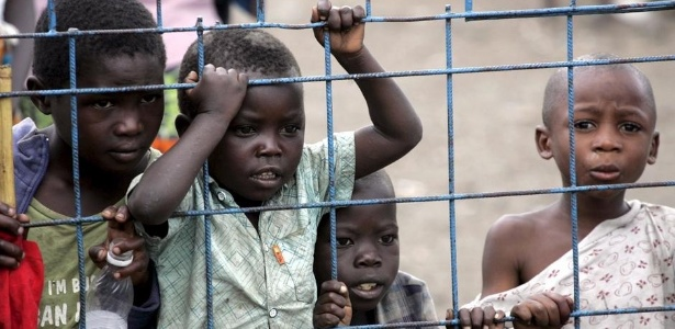 Conflitos armados afetam a saúde das crianças africanas mesmo após seu fim