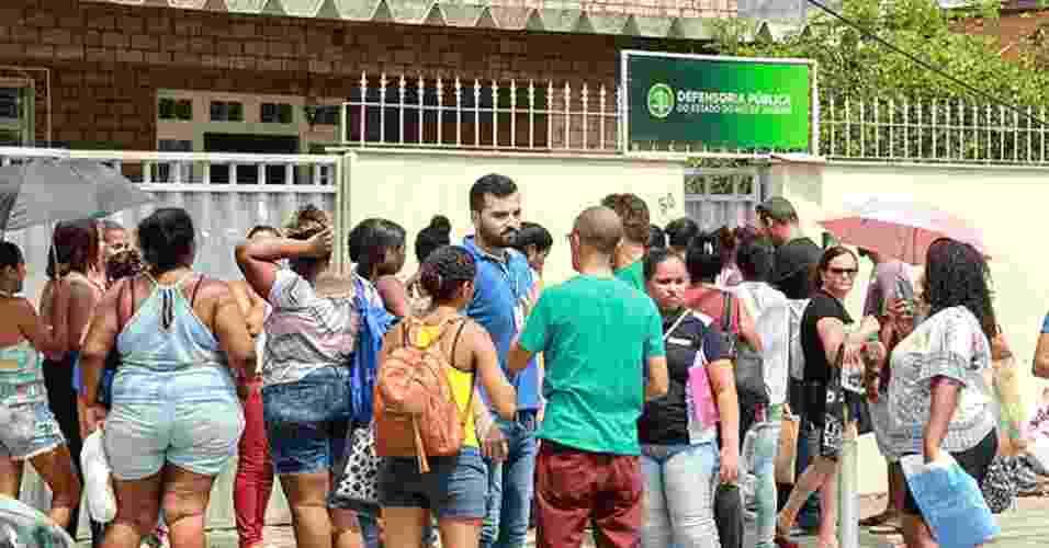 Defensoria Pública/RJ