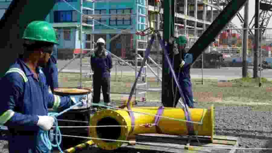 A descoberta de enormes reservas de petróleo na Guiana pode mudar o futuro do país - BBC
