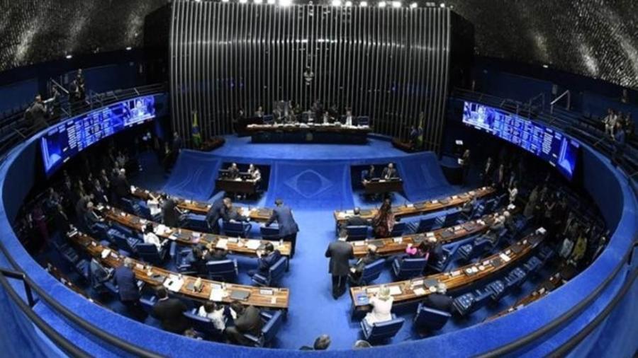 A reforma da Previdência deverá ser votada no Senado em primeiro turno na terça-feira 24 de setembro - ROQUE DE SÁ/AGÊNCIA SENADO