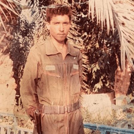 Raid al-Mosawi foi morto após ser baleado, em 2003 - BBC