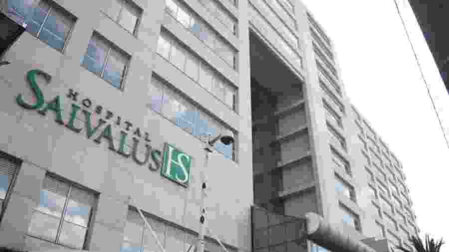 Hospital Salvalus, na Mooca - Divulgação