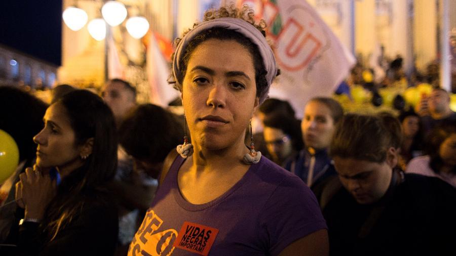 A deputada federal Talíria Petrone (PSOL-RJ) - Getty Images