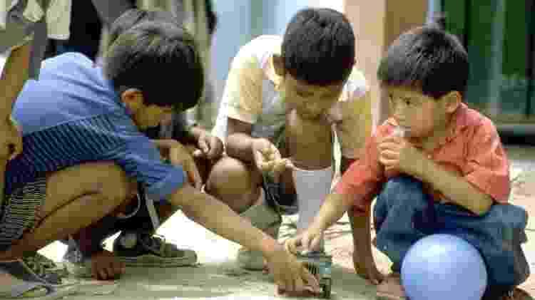 Luis Fermín: 'Quando você é criança, não dá tanta importância à pólio, pensa em brincar. Como adulto é diferente' - Armando Waak/OPS - Armando Waak/OPS