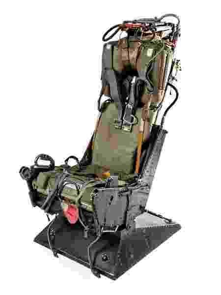 Assento ejetável - Divulgação - Divulgação