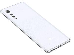 Smartphone Velvet da LG - Divulgação - Divulgação