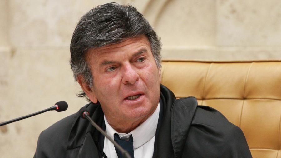 Presidente do STF, Luiz Fux, afirmou hoje que o Poder Judiciário não participa de pactos nem de acordos - Nelson Jr./SCO/STF