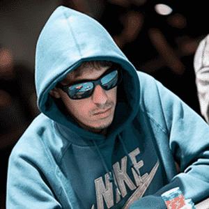 O carioca Felipe Carriço durante a competição de pôquer LAPT São Paulo, em 2013 - Carlos Monti/Divulgação