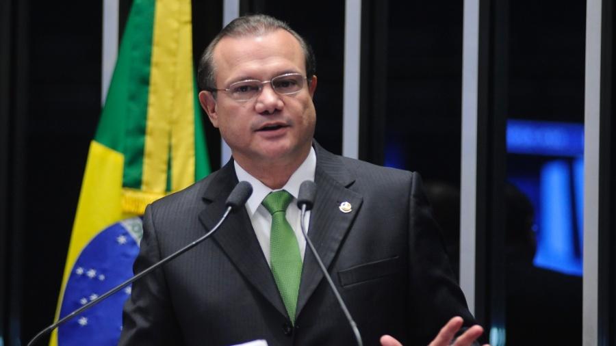 O senador Wellington Fagundes (PL-MT) é o autor da proposta apresentada ao Senado ontem - Pedro França/Agência Senado