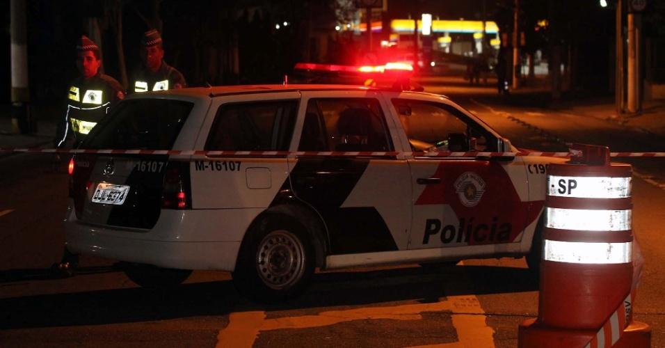 19.jun.2016 -  A Polícia Civil fez a reconstituição da morte do menino Ítalo Ferreira de Jesus Siqueira, 10, morto por policiais militares no último dia 2 de junho após roubar um carro na garagem de um condomínio no bairro Morumbi, em São Paulo