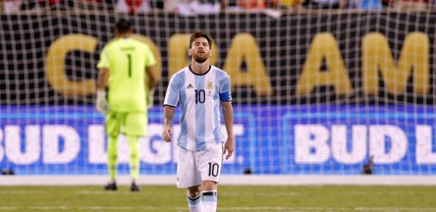 Apesar de três vices consecutivos, Argentina lidera ranking da Fifa