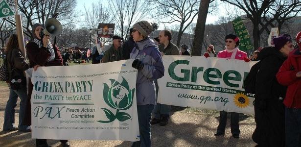 Divulgação/ Green Party