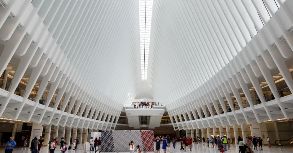 Shopping no World Trade Center