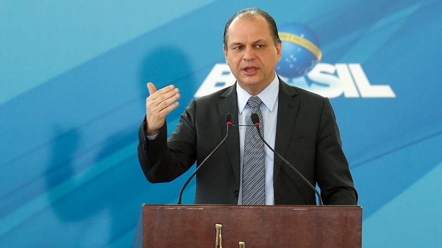 Campanha do presidente poderia ser atingida se MP quisesse, avalia Barros - Pedro Ladeira/Folhapress