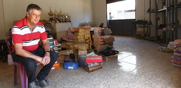 Geraldo Magela Carneiro, comerciante de Barra Longa (MG)