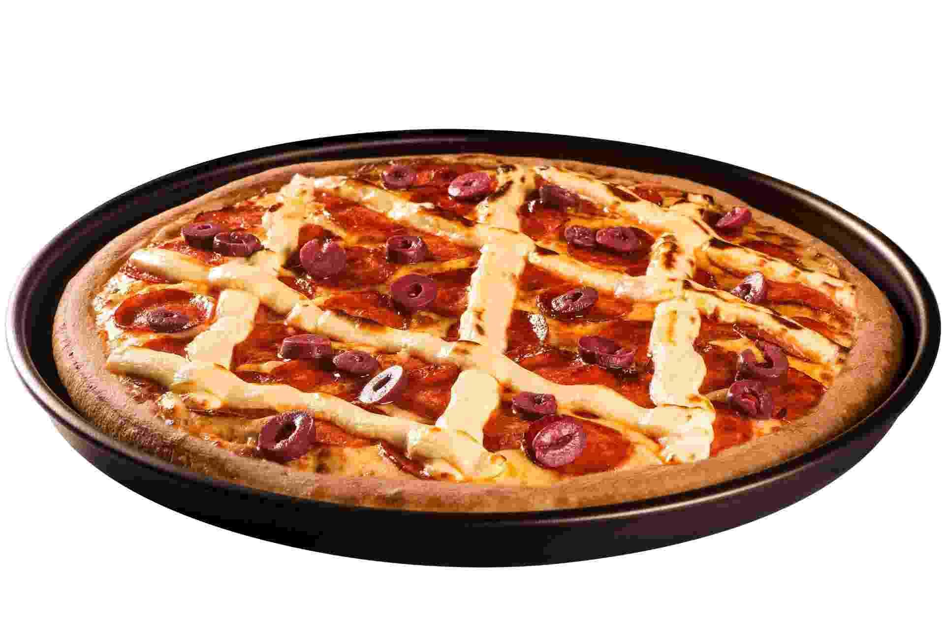 Super Pizza Pan pepperoni com cream cheese - Divulgação