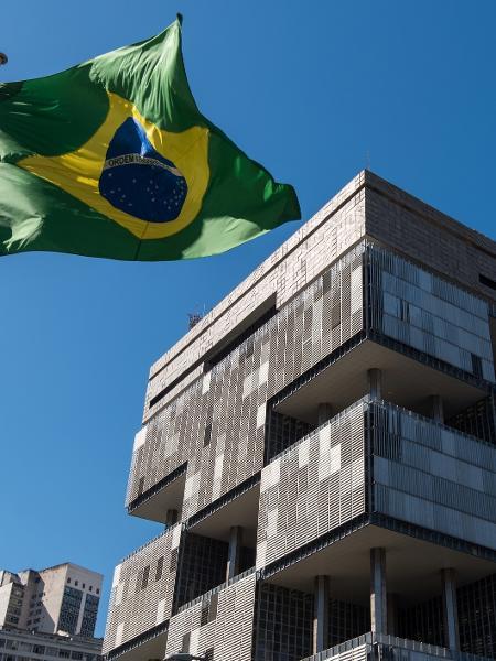 Sede da Petrobras no Rio de Janeiro - Dabldy/Getty Images